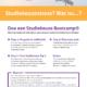 Informatie Studiekeuze bootcamp